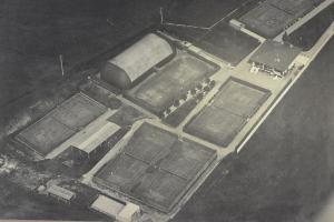 Tennis Club Garden