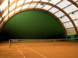 Campo tennis coperto